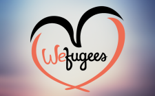 Wefugees Logo