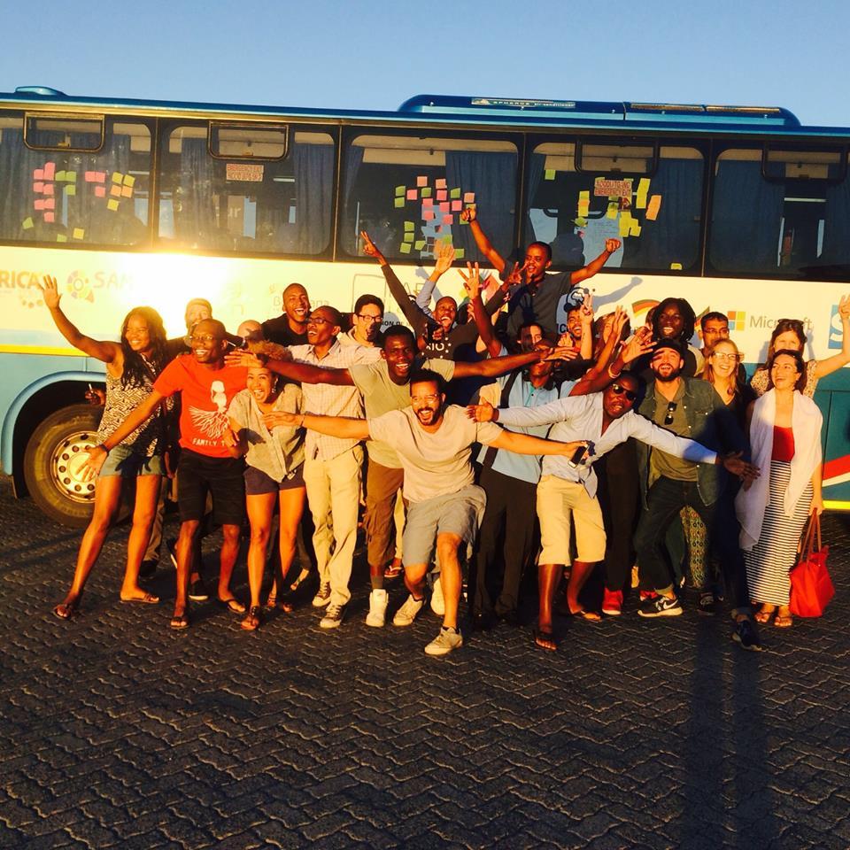 Ampion Bus Image