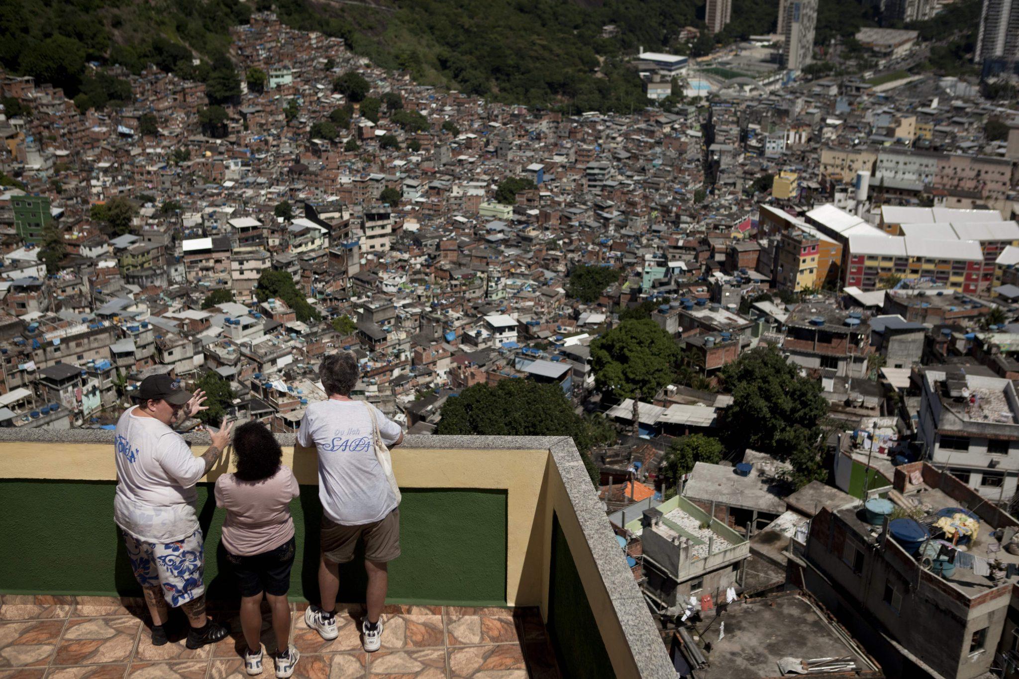 A Debate On The Popularity Of Slum Tourism